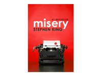 Misery Cover (red)