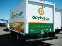 Daybreak Logo (On a Truck 2)