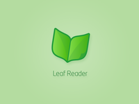 Leaf Reader Logo