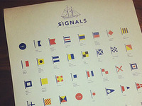 Signals Poster Progress II