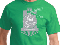 The Polar Express Shirt