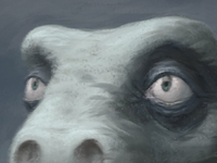 Frogbeast - Detail