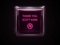 Thank you, Scott Kane