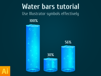 Water Bars Tutorial