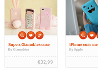 iPhone Accessory Webshop