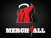 Merch 4 All logo