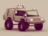 Battle SUV
