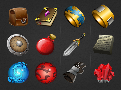 Rpg-iconset