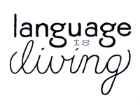 Language Is Living - Sketch Clean