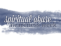 Spiritual Abuse Awareness Week
