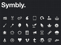 New Symbly Icons