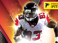 Atlanta Falcons Poster