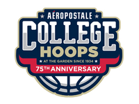 College Hoops 75th logo