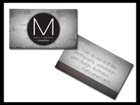 MS Biz Card