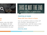 Portfolio Pages Box
