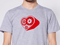 Thoughtfulness Engine T-Shirts