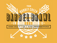 Barrel Brawl Logo