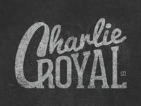 Charlie Royal Logo