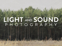 Light and Sound Logo