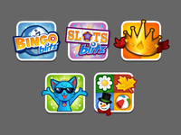 Game dock icons