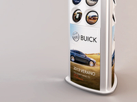 Buick branding for Fully kiosk
