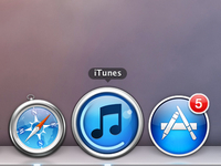 iTunes 11 Icon Update Replacement