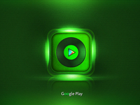 Googleplay IOS Icon