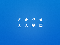 Icons for Remarks App