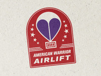 American Warrior Airlift