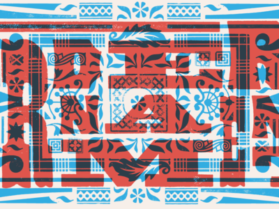 Wood Type Revival – Borders & Ornaments