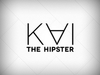 Kai The Hipster, Logo.
