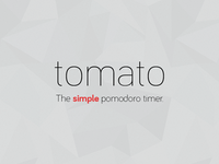 tomato - logo for FFOS App