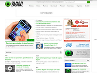 Olhar Digital New Layout