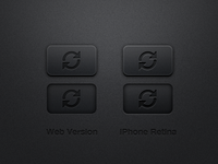 Freebie Dark Button Template