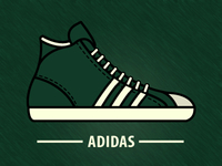 Adidas Basketball High