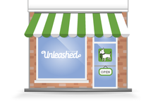 Vector illustration of my wife's store
