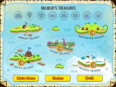 NagiQ 2's Map