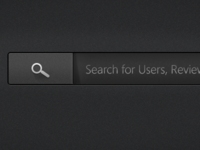 Search Bar With Favourites