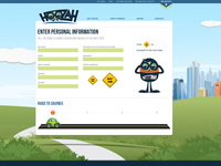 Hoozah Web Design 2