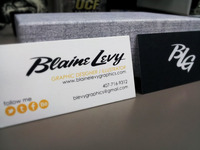 BLG Business Cards