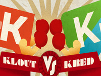 Klout Vs Kred Blog Photo