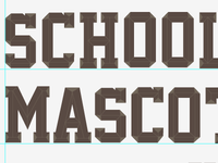 art school has a mascot?