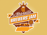 Knoxville Brewers' Jam Event T-Shirt