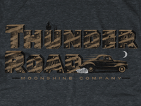 Thunder Road Moonshine