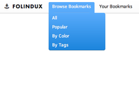 Folindux Dropdown