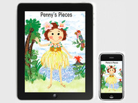 Penny's Pieces Game App