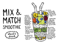 Mix And Match Smoothie