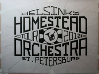 Homestead Orchestra Tour 2012
