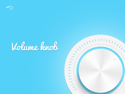 Download Big Volume Knob