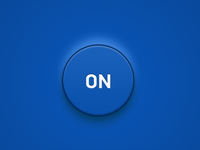 """On"" button"